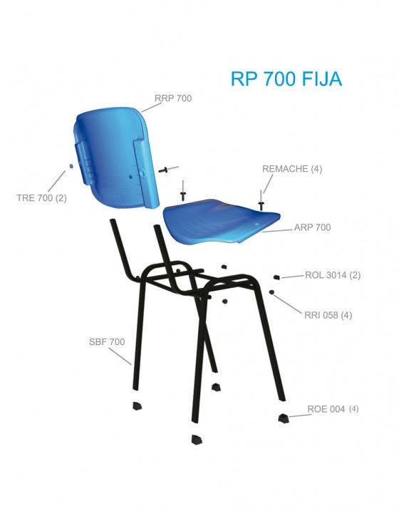 R 701 - RP 700